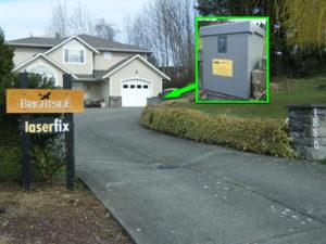 Laserfix Courtenay Drop Box